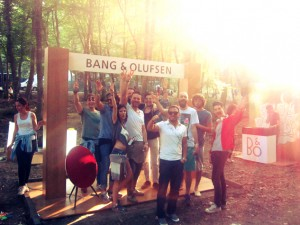 Bang & Olufsen Chill-out Festival 2014