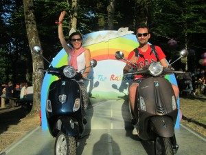 Vespa Chill-Out Festival 2014