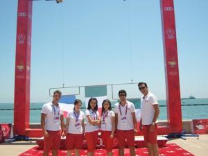 Tadım Mersin Akdeniz Oyunları 2013