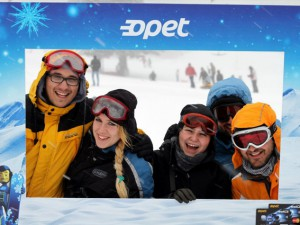 Opet Worldcard Winterfest Tanıtımları