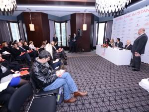 Swiss Time Basın Toplantısı