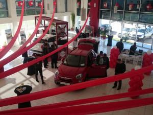 FIAT 500x Türkiye Roadshow