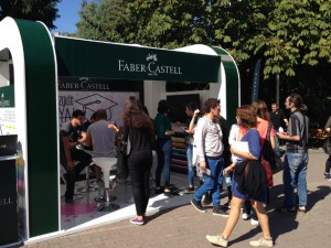 Faber Castell Üniversite Roadshow
