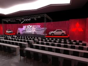 Mitsubishi Attrage Basın Lansman Projesi